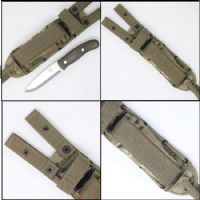 TBS Boar Bushcraft Knife - Military Model - Spec Ops Package